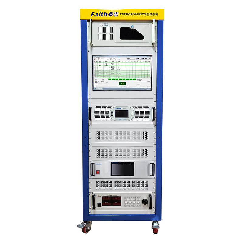 PCB测试系列:FTI8200